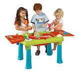 Багатофункціональний столик CREATIVE FUN TABLE (Keter), фото 3