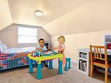Столик з двома сидіннями CREATIVE PLAY TABLE (Keter), фото 2
