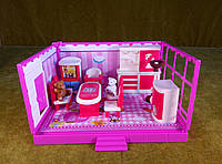 "Кукольная мебель ""комната "" Столовая, кухня"""