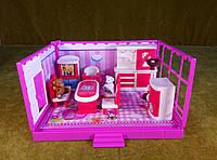 """Кукольная мебель """"комната """" Столовая, кухня"""", для ЛОЛ, фото 1"""