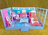 """Кукольная мебель """"комната """" Спальня"""""""