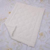 Одеяло Ваву Стандарт Миткаль/Синтепон Белый Размер 110х140 см Бетис