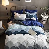 Комплект постельного белья Круглые горы (полуторный) Berni