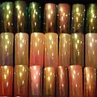 YRE Втирка для Ногтей Зеркальный Блеск Белый для Дизайна Ногтей, фото 3