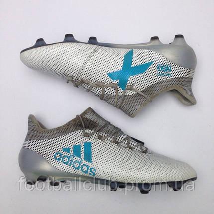 Adidas X 17.1 FG, фото 2