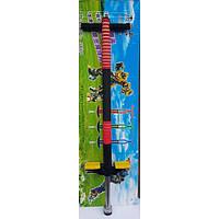 Палка Прыгалка для Детей Детский Джампер Pogo Stick Пого Стик Кузнечик 6+ до 40 кг