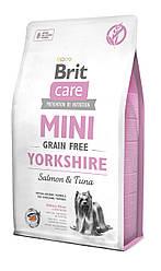 Brit Care Mini Grain Free Yorkshire 7 кг.