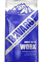 Сухой корм для рабочих собак Josera BAVARO Work 26/12, 18 кг