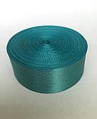 Стрічка 5 см - колір бірюзовий 14