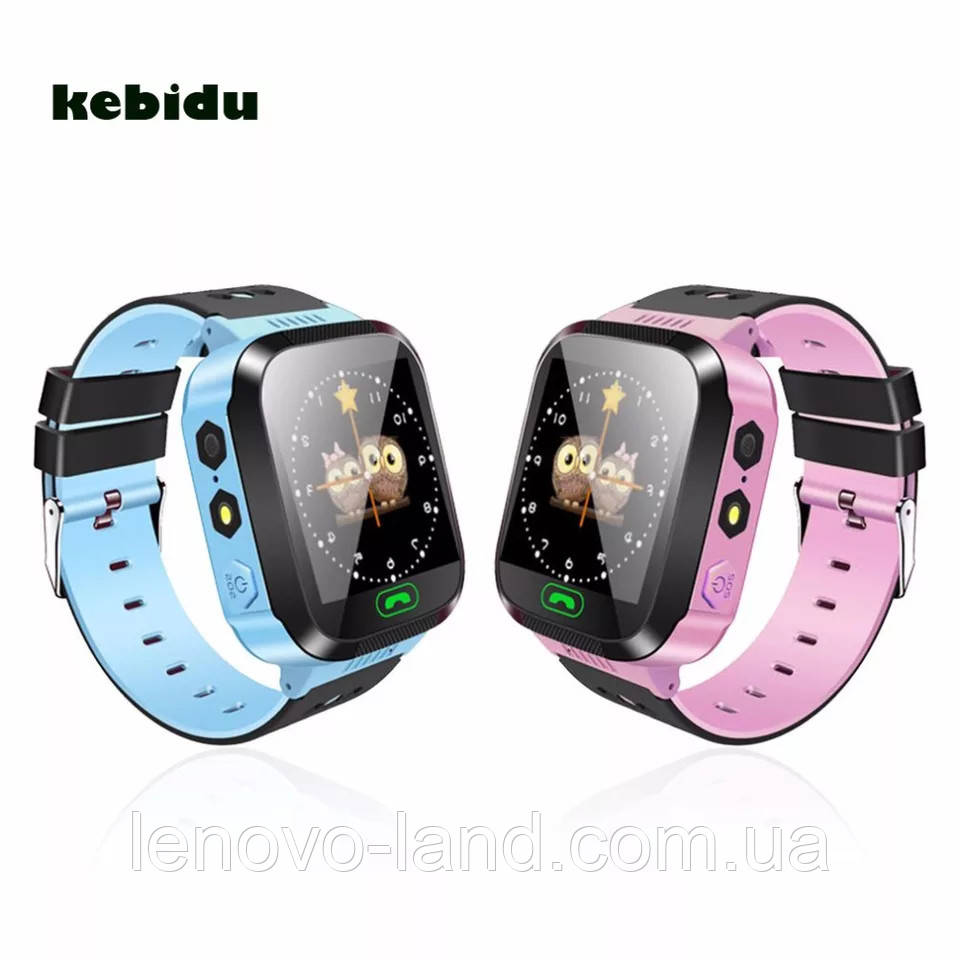 Детские смарт часы Smart Baby Q529