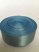 Стрічка 5 см - колір ніжно-блакитний 13
