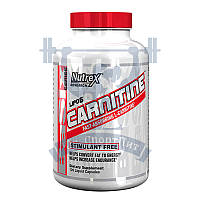 Nutrex Lipo 6 Carnitine л-карнитин жиросжигатель для похудения снижения веса сушки спортивное питание