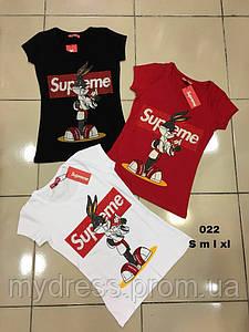Футболка бренд Supreme