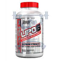 Nutrex Lipo 6 Maximum Strength жиросжигатель для похудения снижения веса сушки спортивное питание