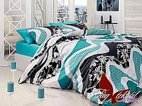 Комплект постельного белья R6958 blue