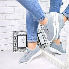 """Кроссовки, кеды, мокасины женские серые """"Light Sport"""" обувь спортивная, повседневная, фото 2"""