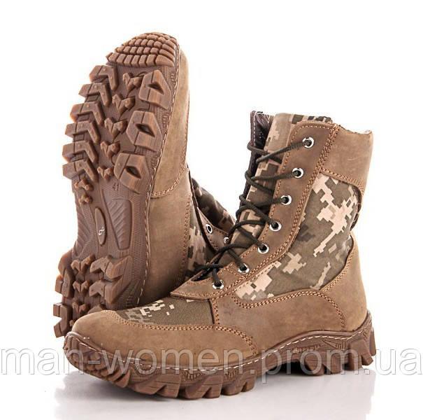 Армейские ботинки (берцы). Качественная кожа. Размеры 40,41,42,43,44,45