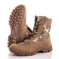 Армейские ботинки (берцы). Качественная кожа. Размеры 40,41,42,43,44,45, фото 1