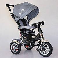 Трехколёсный детский велосипед Best Trike 5688 с надувными колесами