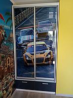 Шкаф купе на заказ, фото 1