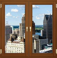 Окна, балконы
