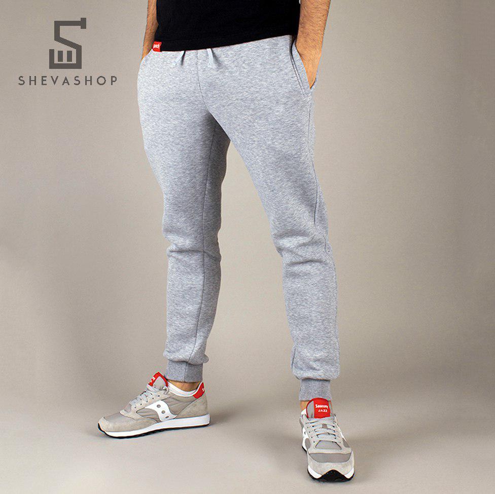 Спортивные штаны мужские Punch Jog Spring серые, фото 1