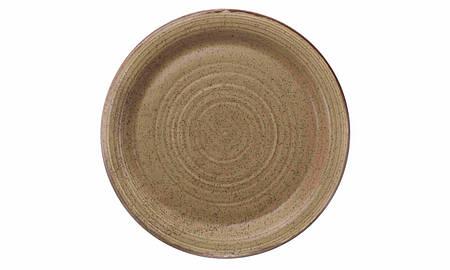 Тарелка с бортом - 320 мм, Кантри (Manna Ceramics)