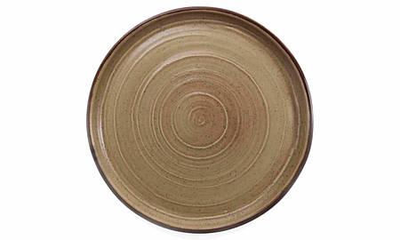 Тарелка с высоким бортом - 270 мм, Кантри (Manna Ceramics)