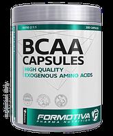 Аминокислоты Formotiva BCAA Capsules 300 kapsułek