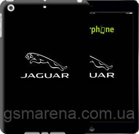 """Чехол на iPad 5 (Air) Jaguar. Logo v2 """"3164c-26-7794"""""""