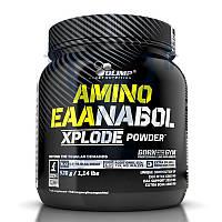 OLIMP Amino EAAnabol Xplode 520г аминокислоты для тренировок для восстановления мышц спортивное питание
