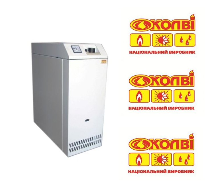 Котёл газовый Колви-Евротерм KT 20 TВ(дым) двухконтурный
