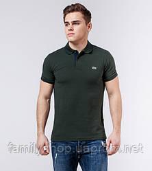 Braggart | Рубашка поло. Хлопок 71038 темно-зеленый