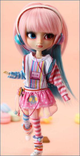 Коллекционная кукла Пуллип Акеми / Pullip Creator's Label Akemi