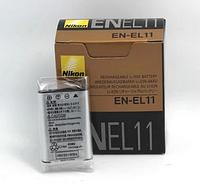 Аккумулятор Nikon EN-EL11 для CoolPix S550 | S560 | S600