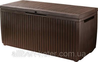 Садова скриня SPRINGWOOD STORAGE BOX 305L коричнева (Keter)