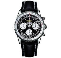 Мужские кварцевые часы Breitling Navitimer (Брайтлинг)