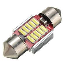 Світлодіодна софитная автолампи з обманкою F31MM-10-4014 Canbus (200Lm)