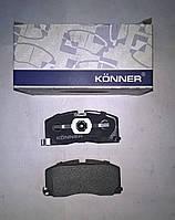 Тормозные колодки передние Geely CK с ABS