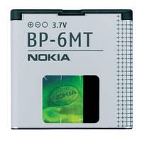 Батарея (АКБ аккумулятор) BP-6MT для телефонов Nokia (1050 mAh), оригинал