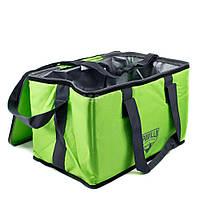 Термосумка, сумка-холодильник 25 л обьем, для кемпинга и пикника, фото 1