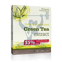 OLIMP Green Tea Экстракт зеленого чая жиросжигатель для похудения снижения веса спортивное питание