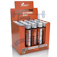 OLIMP L-Carnitine 3000 Extreme Shot л-карнитин жиросжигатель для похудения снижения веса спортивное питание