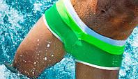 Летние мужские плавки, AUS, 267-Green