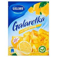 Желе (Galaretka) со вкусом лимона Gellwe Польша 75г