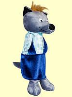 Игрушка-рукавичка Серый Волк