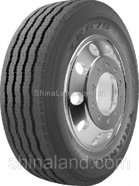 Грузовые шины Triangle TR675 (рулевая) 265/70 R19,5 143/141J 18PR Китай 2019