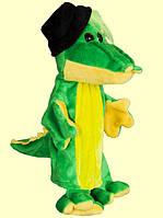 Игрушка-рукавичка Крокодил