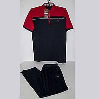 Мужской спортивный комплект футболка+штаны т.м. PIYERA 22
