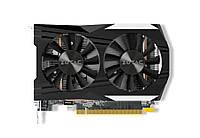 Видеокарта GeForce GTX1050Ti OC, Zotac, 4Gb DDR5, 128-bit, DVI/HDMI/DP, 1506/7000 MHz (ZT-P10510B-10L)